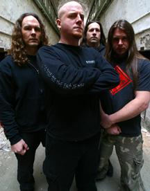 Dying Fetus @ Party.San