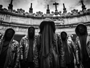 The Ominous Circle : Obscure Death Metal : Klicken für Details