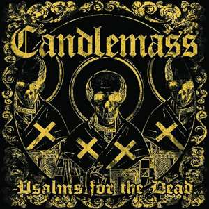 Review: CANDLEMASS - Psalms For The Dead :: Klicken zum Anzeigen...