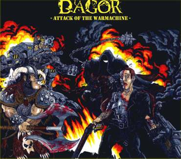 dagor - attack of the warmachine