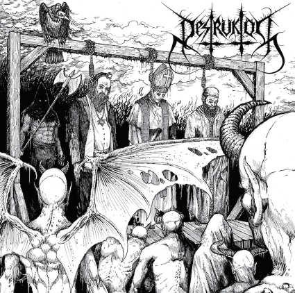 destruktor - opprobrium