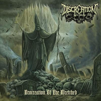 Review: Discreation - Procreation of the wretched :: Klicken zum Anzeigen...