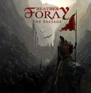 Review: Heathen Foray - The passage :: Klicken zum Anzeigen...