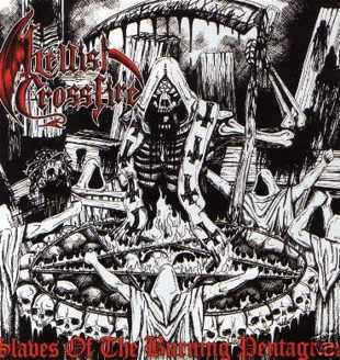 Review: Hellish Crossfire - Slaves Of The Burning Pentagram :: Klicken zum Anzeigen...