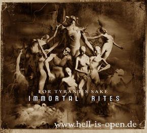 Review: Immortal Rites - For Tyrant's Sake :: Klicken zum Anzeigen...