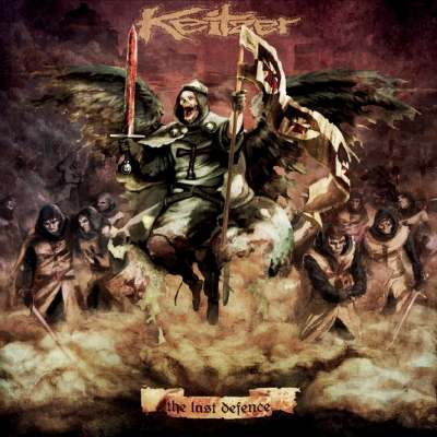 Review: Keitzer - The Last Defence :: Genre: Death Metal