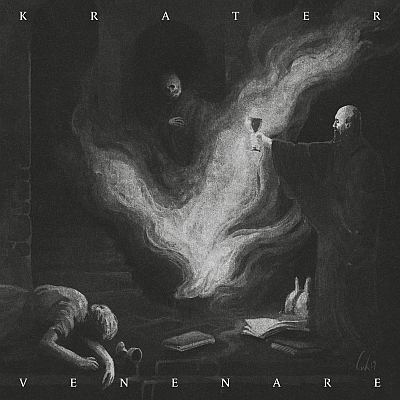 Review: Krater - Venenare :: Genre: Black Metal
