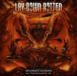 Review: LAY DOWN ROTTEN - Deathspell Catharsis :: Klicken zum Anzeigen...