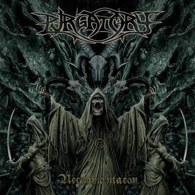 Review: Purgatory - Necromantaeon :: Klicken zum Anzeigen...