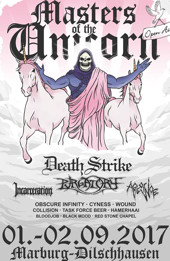 Masters of the Unicorn 2017, Marburg :: Supported by Hell-is-open.de :: klicken für mehr Info...