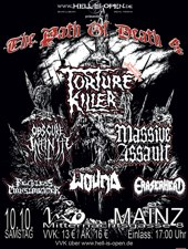 Path of Death 4, Mainz 2015 :: Supported by Hell-is-open.de :: klicken f�r mehr Info...