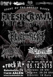 NIGHT OF THE ROTTEN DEATH :: Supported by Hell-is-open.de :: klicken f�r mehr Info...