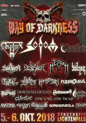 Way of Darkness 2018 :: Supported by Hell-is-open.de :: klicken für mehr Info...
