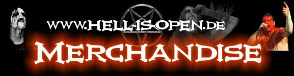 Hell-is-open Logo Merchandise