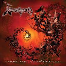 Review: Venom - From The Very Depths :: Klicken zum Anzeigen...