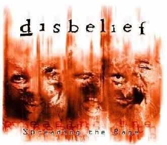Review: Disbelief - Spreading the Rage :: Klicken zum Anzeigen...