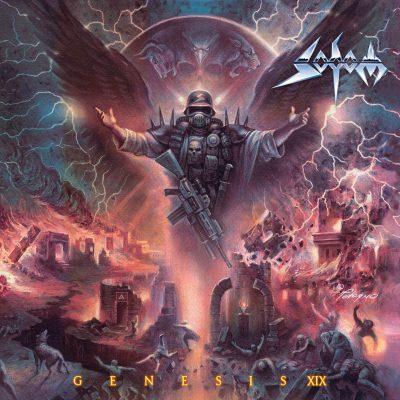 Review: SODOM - Genesis XIX :: Genre: Thrash Metal