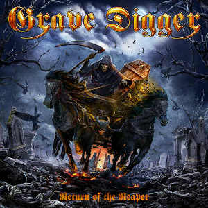 grave digger - return of the reaper