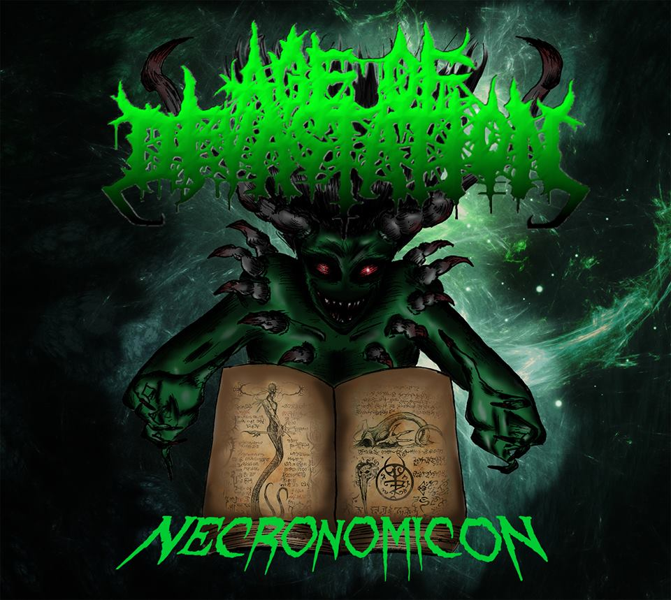 age of devastation - necronomicon