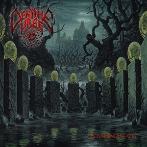 Review: Deny The Urge - As Darkness Falls :: Klicken zum Anzeigen...