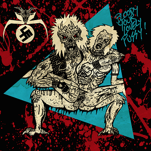 Review: Abigail / Shitfucker  - Bloody Your Lovely Pussy! :: Klicken zum Anzeigen...