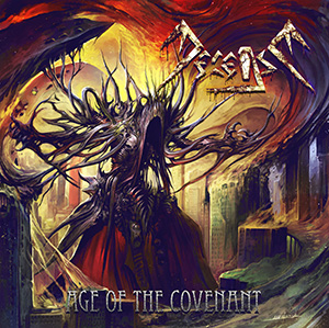Review: Decease  - Age Of The Covenant :: Klicken zum Anzeigen...