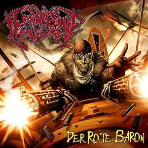 Review: Terrible Headache - Der Rote Baron :: Genre: Thrash Metal