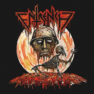 entrench - throught the walls of flesh