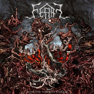 Review: Feral - Flesh for Funerals Eternal :: Genre: Death Metal