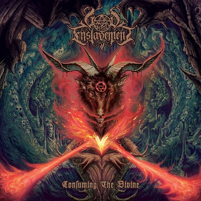 Review: GOD ENSLAVEMENT  - Consuming The Divine :: Klicken zum Anzeigen...