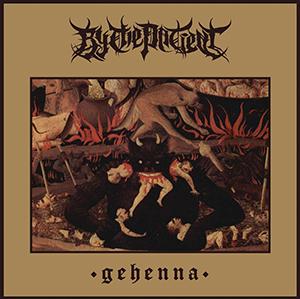 Review: By The Patient - Gehenna :: Klicken zum Anzeigen...
