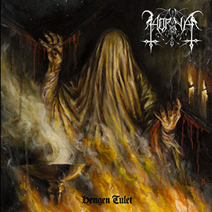 Review: Horna - Hengen Tulet :: Genre: Black Metal