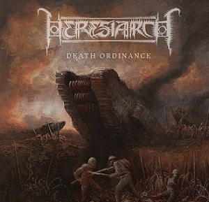 Review: Heresiarch - Death Ordinance :: Genre: Death Metal
