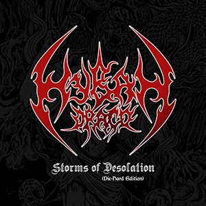 Review: Hyban Draco - Storms of Desolation :: Genre: Black Metal