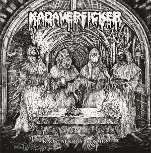 Review: Kadaverficker - Kaos Nekros Kosmos :: Genre: Grindcore
