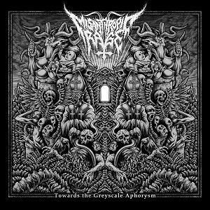 Review: MISANTHROPIC RAGE - Towards The Greyscale Aphorysm :: Genre: Black Metal