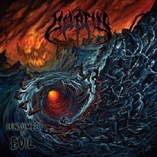 Review: Morfin - Consumed By Evil :: Klicken zum Anzeigen...