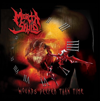Review: MORTA SKULD  - Wounds Deeper Than Time  :: Klicken zum Anzeigen...