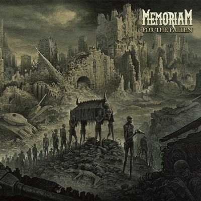 Review: Memoriam - For The Fallen :: Genre: Death Metal