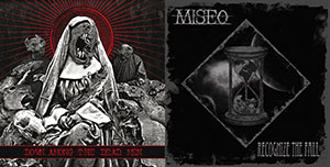 Review: Miseo / Down Among The Dead Men - Split EP :: Klicken zum Anzeigen...