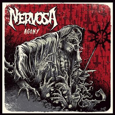 Review: NERVOSA - Agony  :: Genre: Thrash Metal