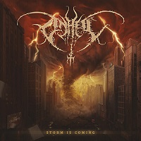 Review: Onheil - Storm Is Coming :: Genre: Black Metal