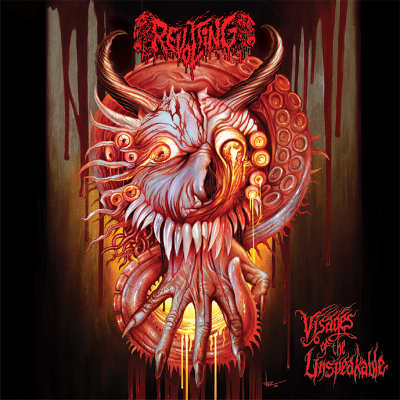 Review: Revolting - Visages Of The Unspeakable :: Klicken zum Anzeigen...