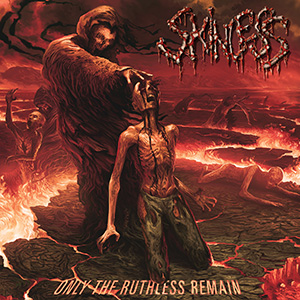 Review: Skinless - Only The Ruthless Remain :: Klicken zum Anzeigen...