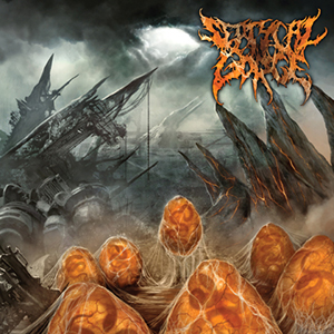 Review: Septycal Gorge - Scourge of the Formless Breed :: Klicken zum Anzeigen...