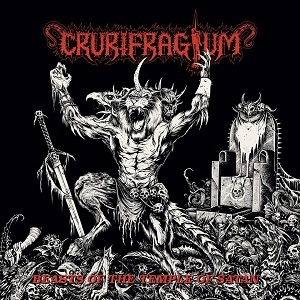 Review: Crurifragium - Beasts Of The Temple Of Satan :: Genre: Black Metal