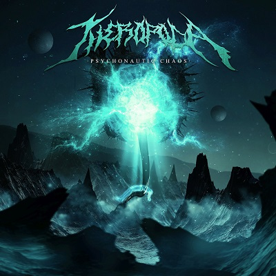 Review: THEROPODA - Psychonautic Chaos :: Genre: Death Metal