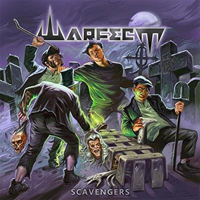 Review: WARFECT - Scavengers  :: Genre: Thrash Metal