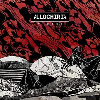 Review: Allochiria - Throes :: Klicken zum Anzeigen...