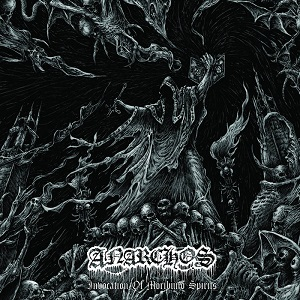 Review: Anarchos - Invocation of Moribund Spirits :: Klicken zum Anzeigen...